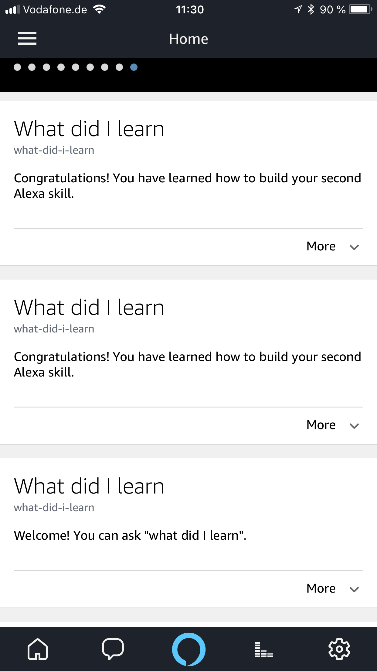 Use ASK CLI to create and deploy Alexa Skills | What did I learn