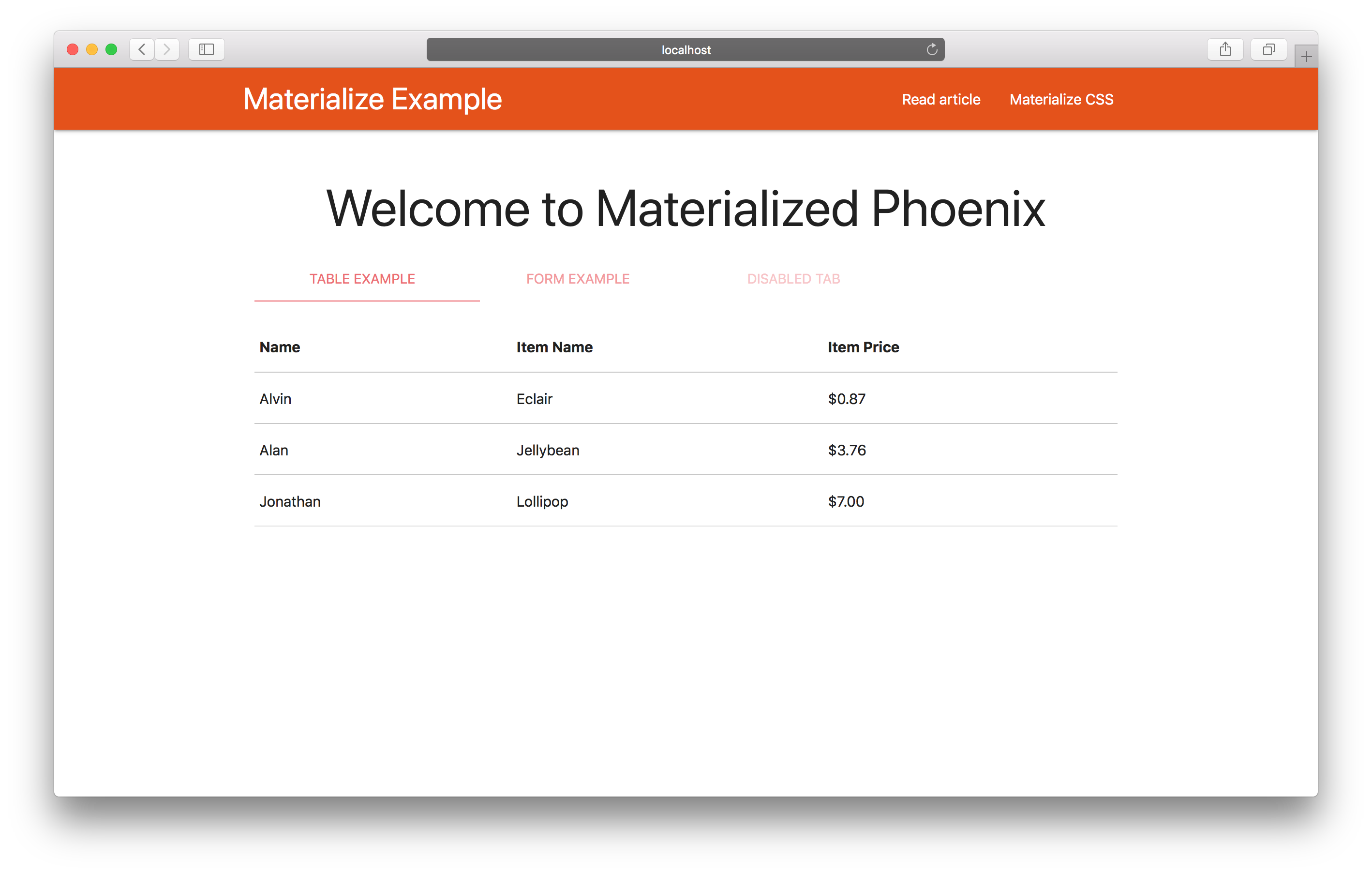 How to use Materialize CSS with Phoenix | What did I learn