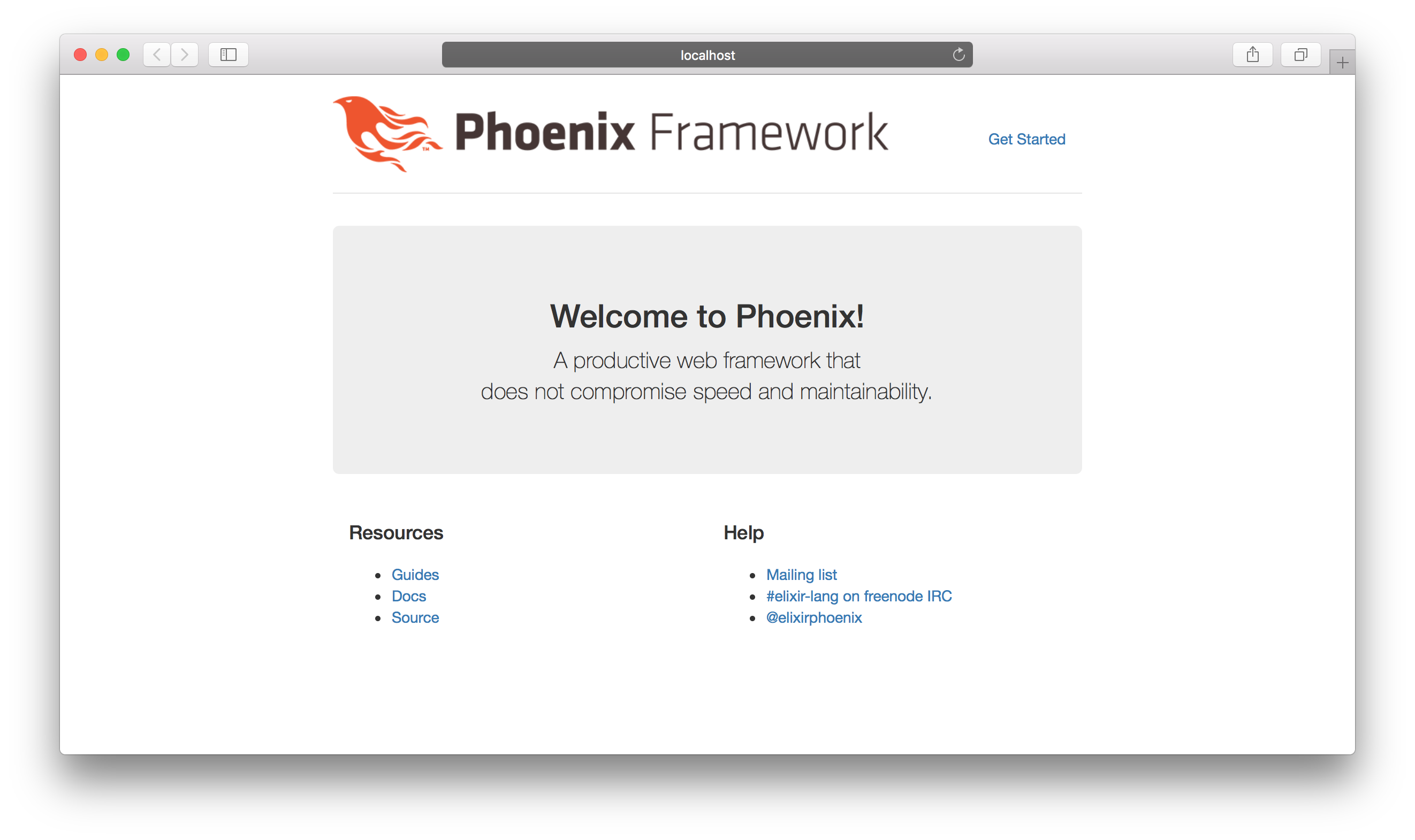 Phoenix - first steps | What did I learn